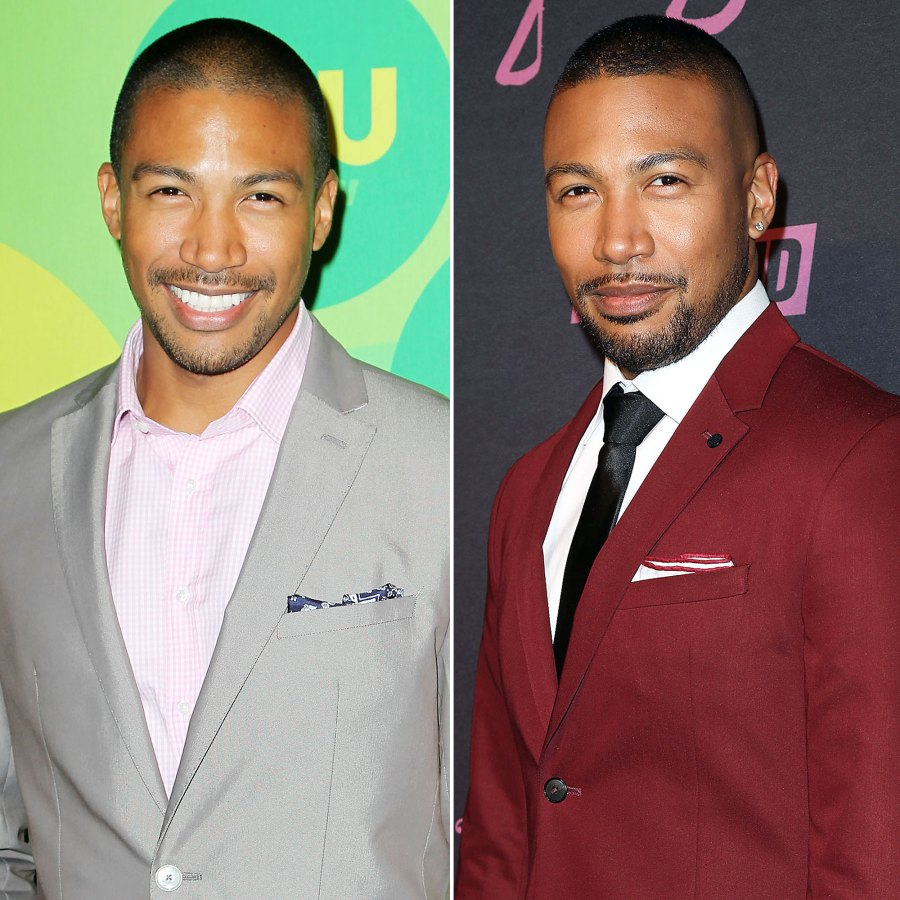 Charles Michael Davis The Originals Cast Where Are They Now