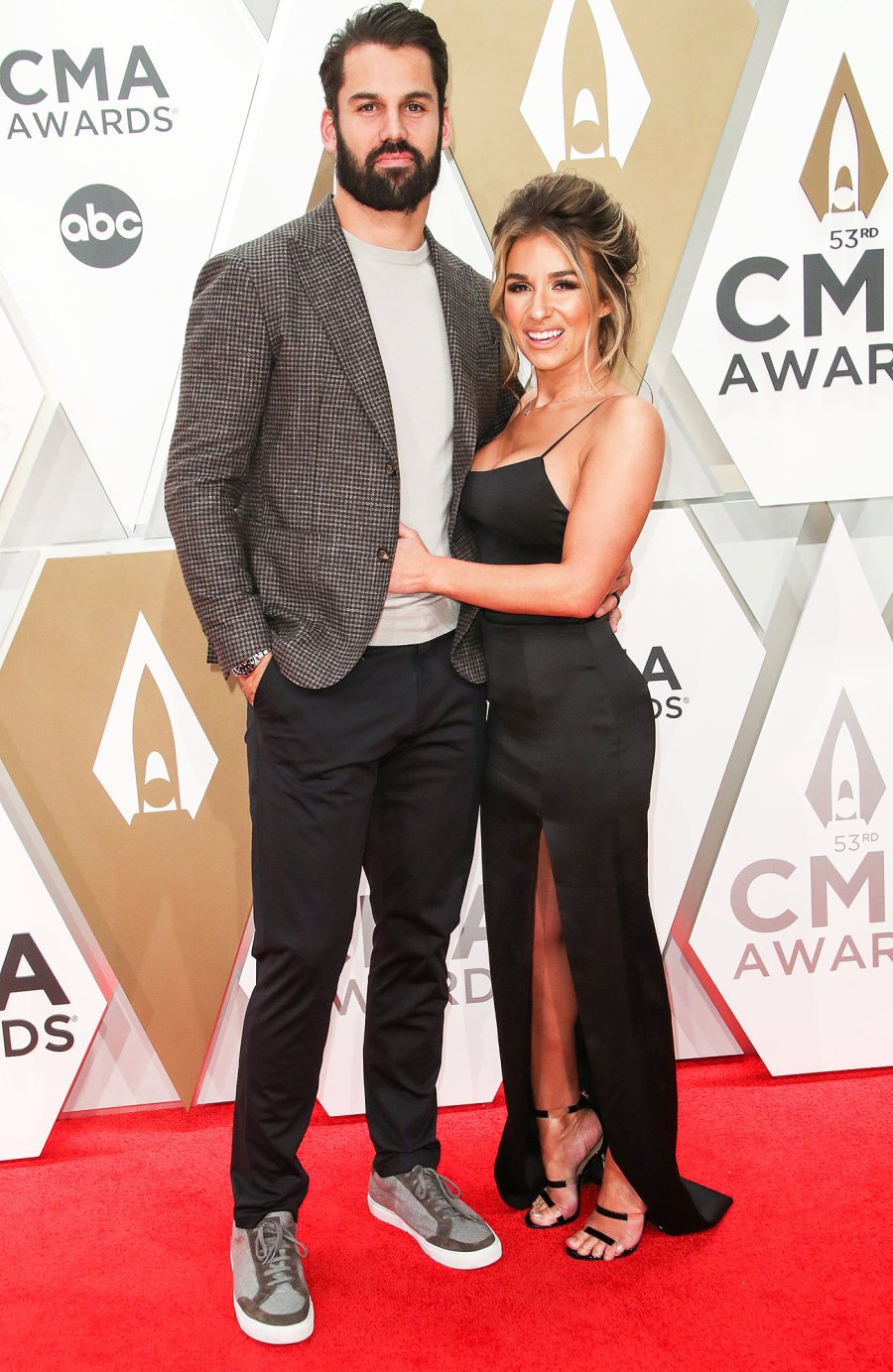 12 January 2020 Jessie James Decker and Eric Decker Timeline of Their Relationship Timeline