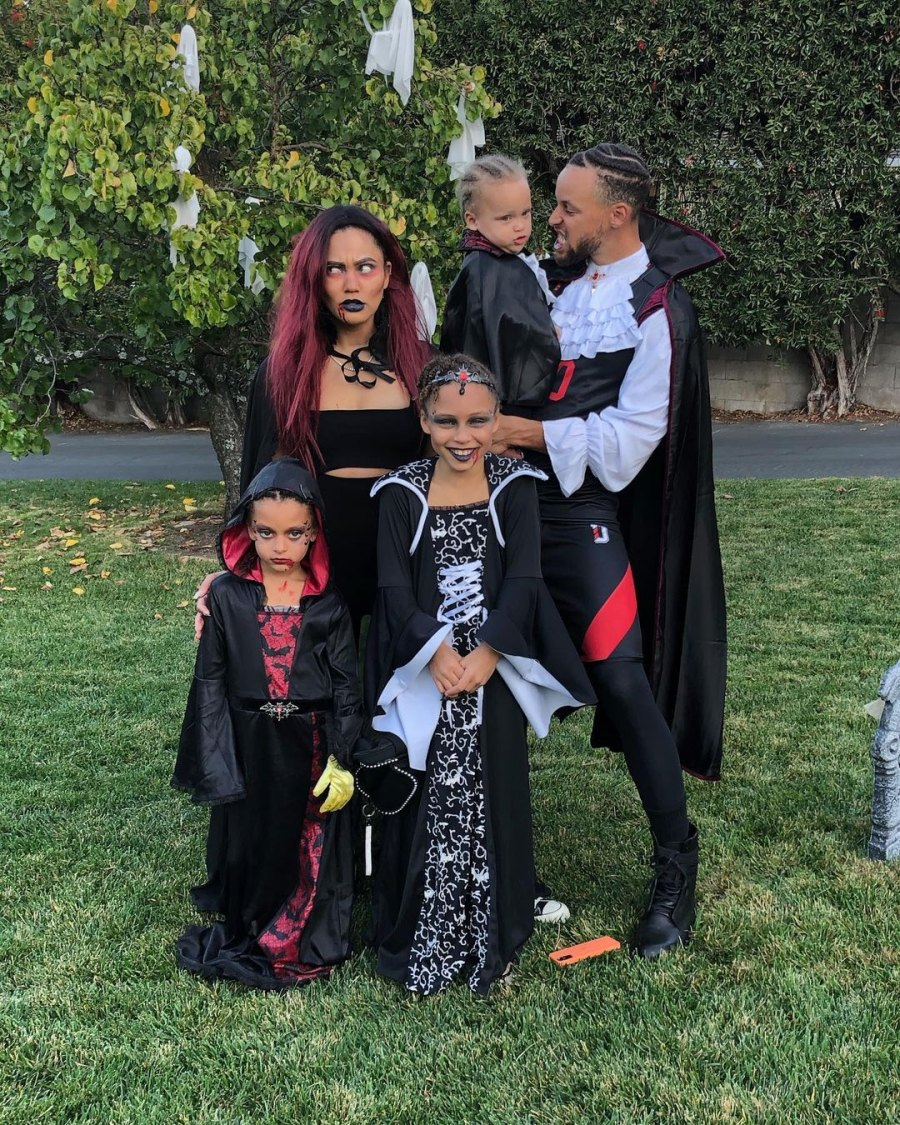 2 October 2020 Stephen Curry and Ayesha Curry's Family Album With 3 Kids