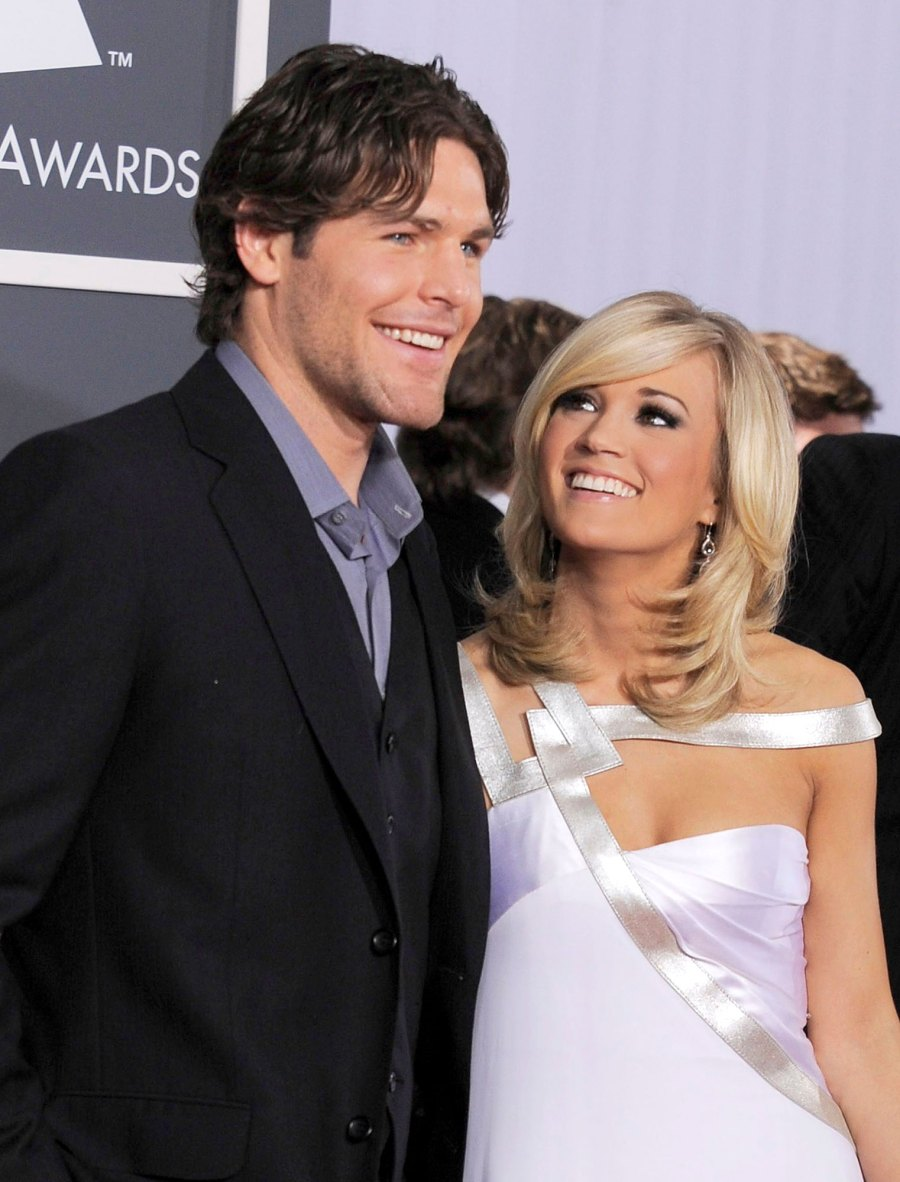 2010 Married Mike Fisher Carrie Underwood Through the Years