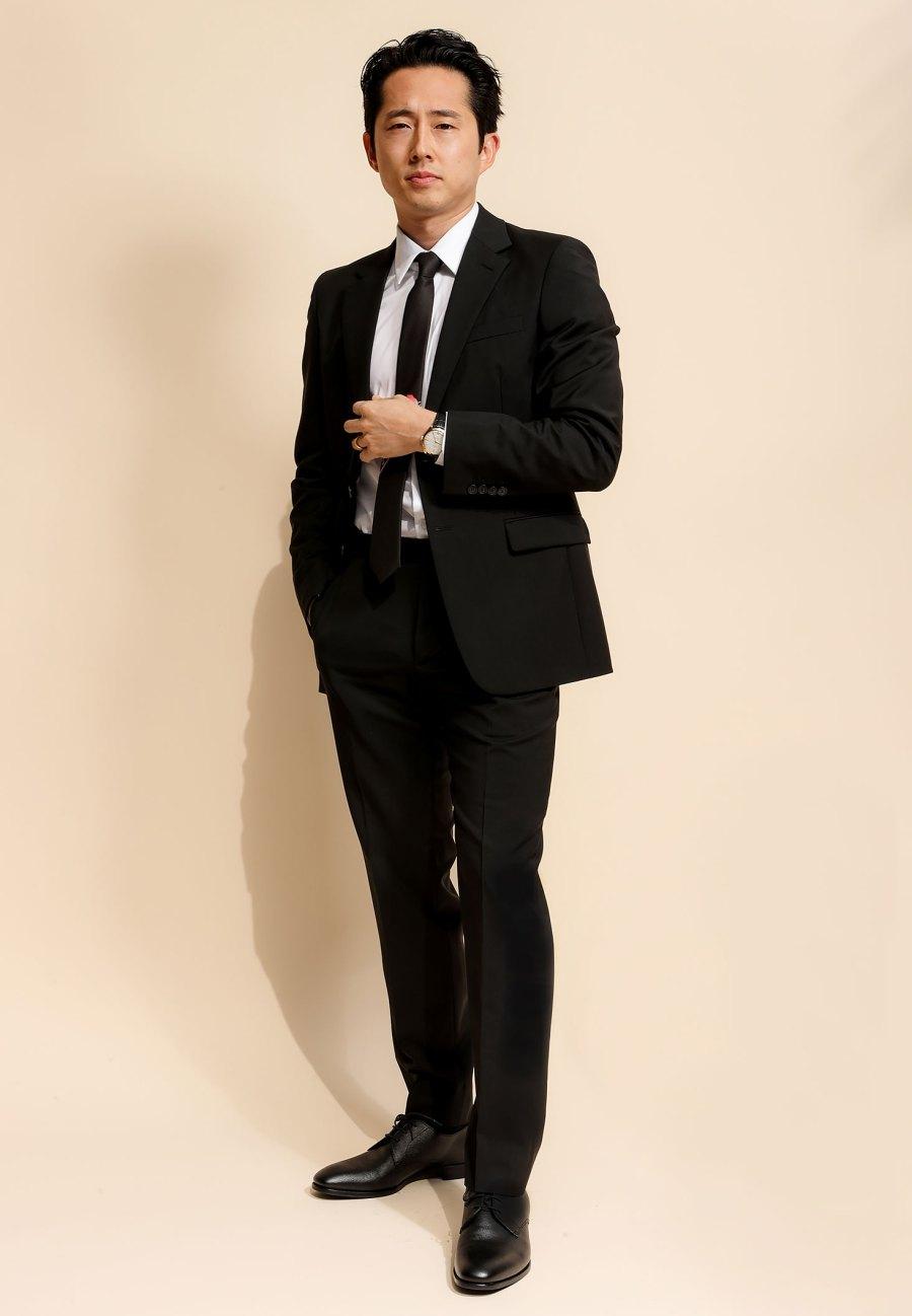 2021 Critics Choice Awards Hottest Hunks - Steven Yeun