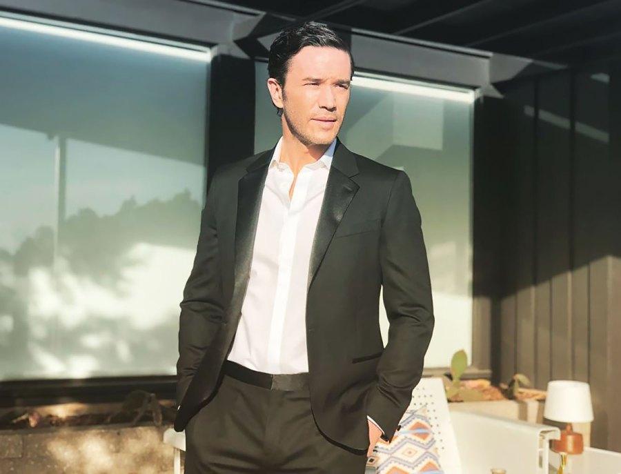 2021 Critics Choice Awards Hottest Hunks - Tom Pelphrey