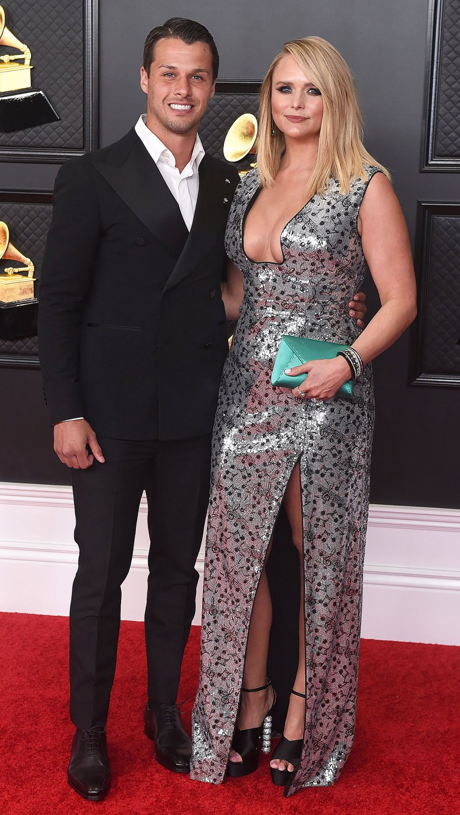 The TK Hottest Couples on the Grammys Red Carpet