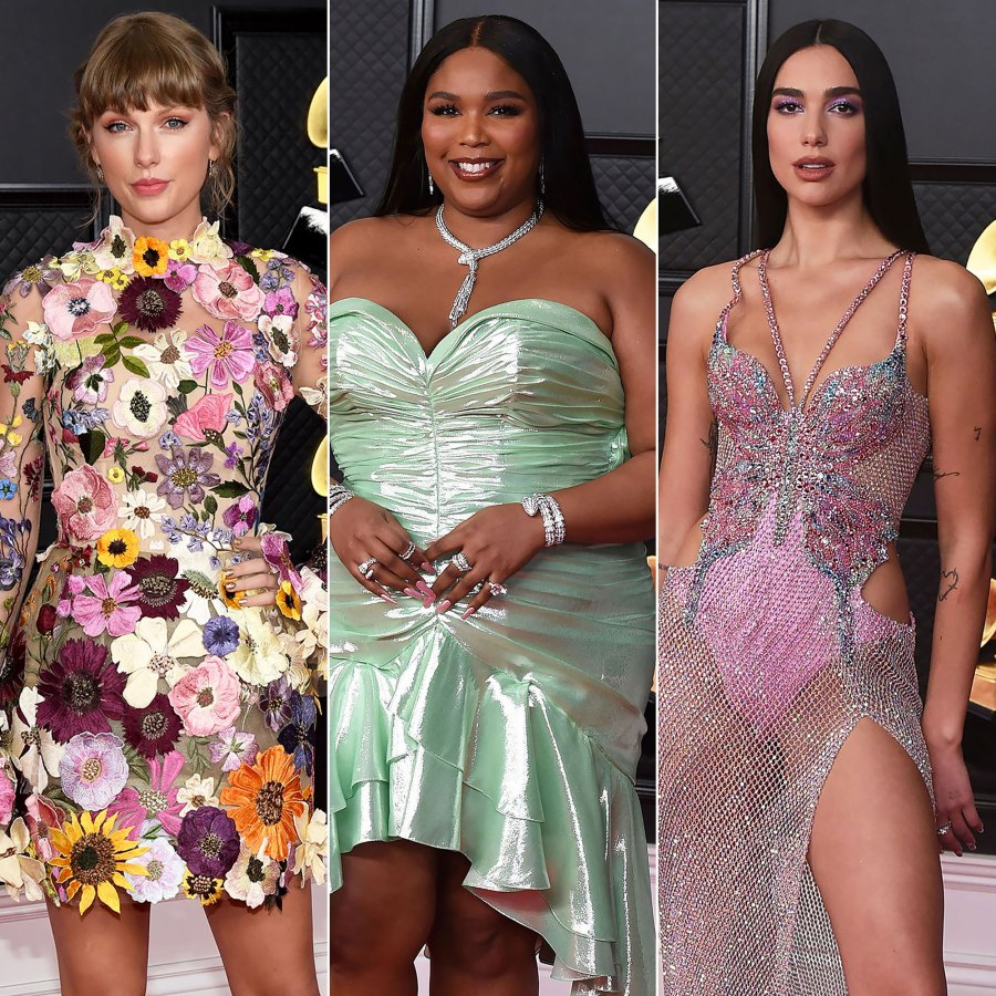 2021 Grammy Awards Red Carpet Arrivals