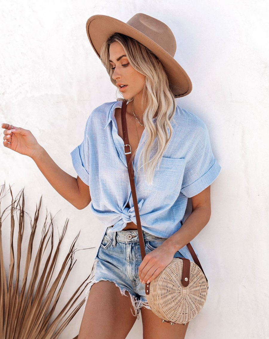3 Warm Weather Basics You'll Be Wearing on Repeat