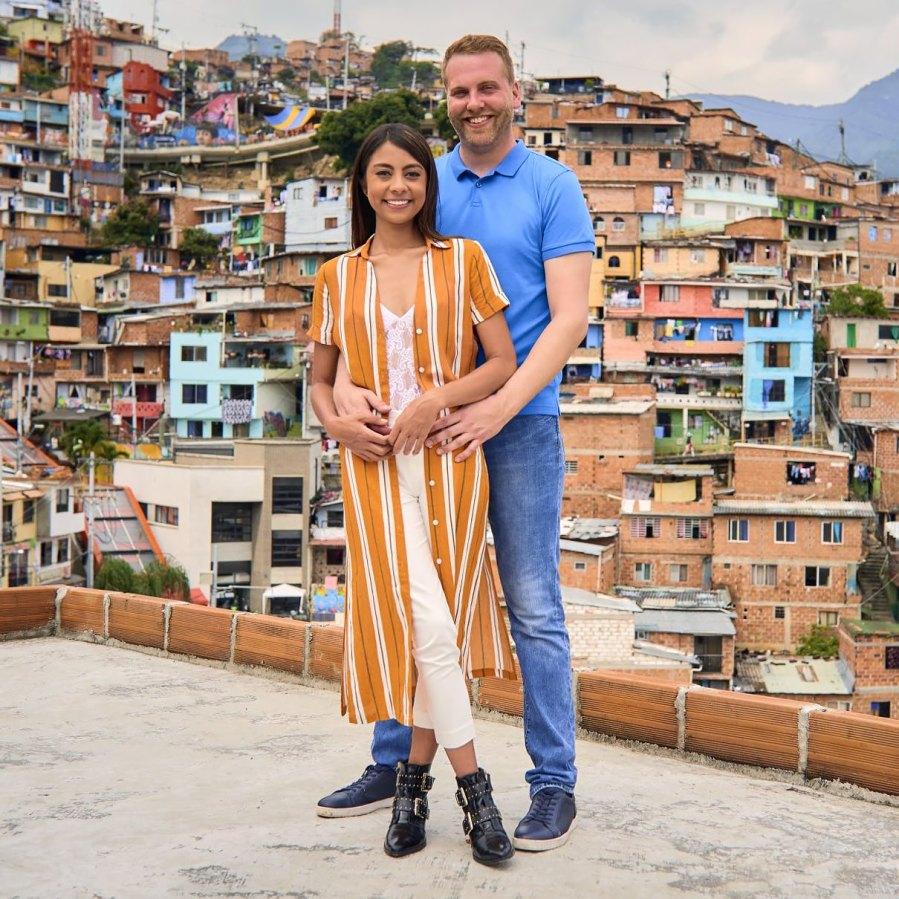 90 Day Fiance's Melyza Zeta and Tim Clarkson Engaged