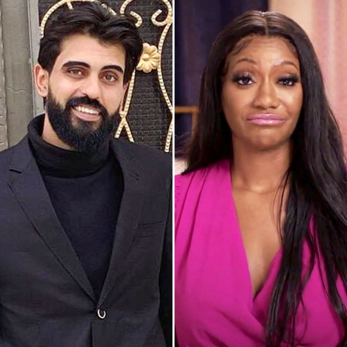 90 Day Fiance Yazan Abu Harirah Is Engaged After Brittany Banks