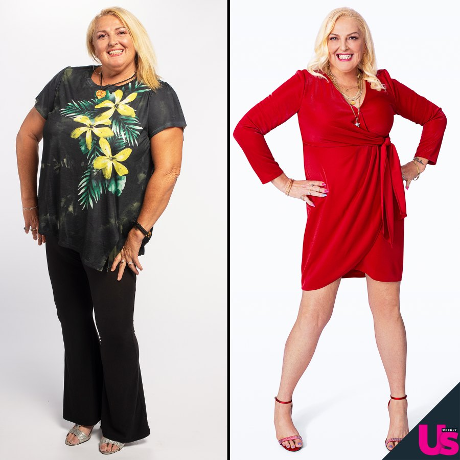 90 Day Fiance's Angela Deem Drops 90 Lbs After Lipo Before and After Photos