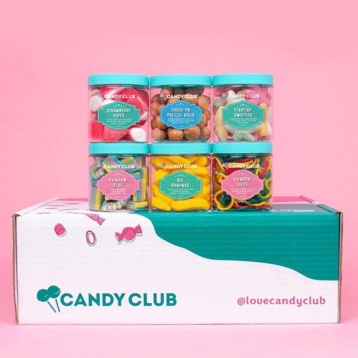 club de dulces