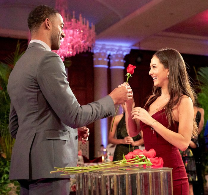 Abigail Heringer habla de amor a primera vista cuando conoce a Matt James