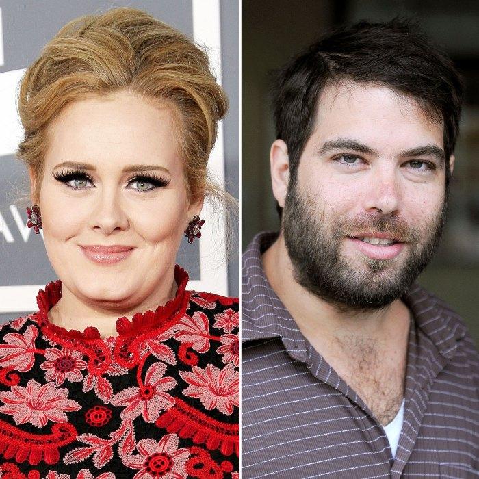 Adele acepta la custodia compartida en el divorcio de Simon Konecki y ninguna de las partes pagará manutención conyugal