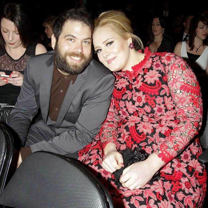 Adele y Simon Konecki finalizan su divorcio 2 años después de anunciar su separación
