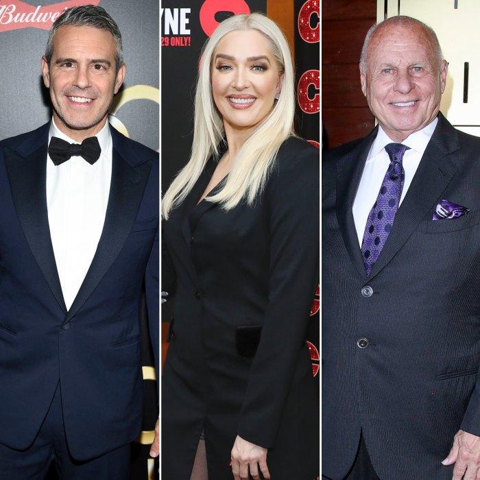 Andy Cohen dice que Erika Jayne aparecerá en 'Real Housewives of Beverly Hills' y 'She's Talking' Divorce