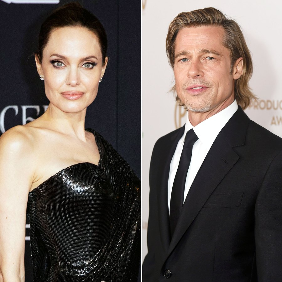 Angelina Jolie Files Court Documents Detailing Brad Pitt Alleged Domestic Violence