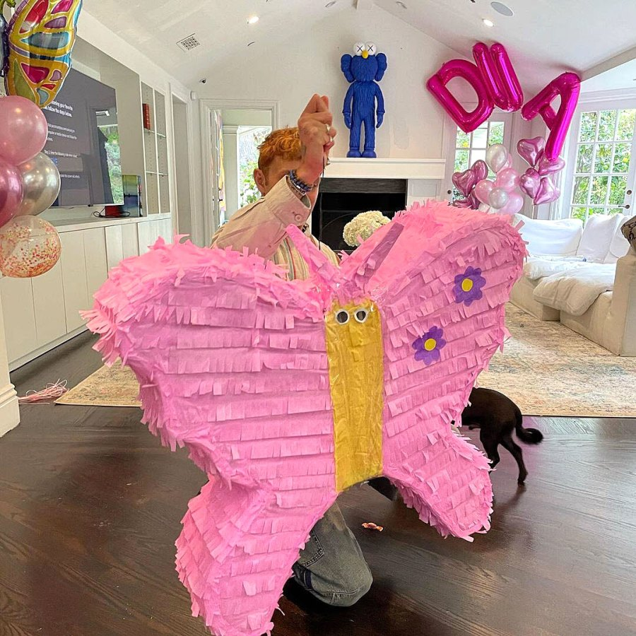 Anwar Hadid Threw Girlfriend Dua Lipa Butterfly Party After Grammys Win