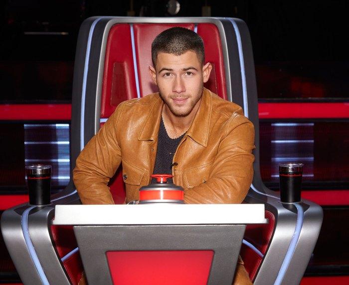 Ariana Grande Takes Over Nick Jonas' Coaching Spot for The Voice Season 21