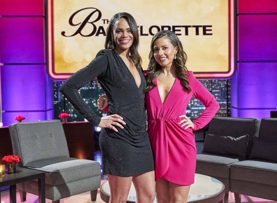 Bachelor Nation Reacts New Bachelorettes Katie Thurston Michelle Young