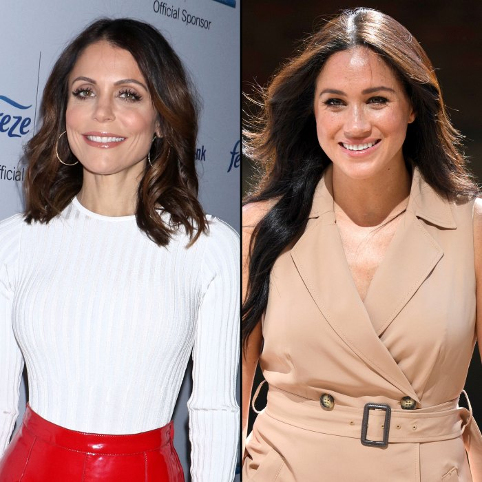Bethenny Frankel Apologizes to Meghan Markle For Critical Tweets
