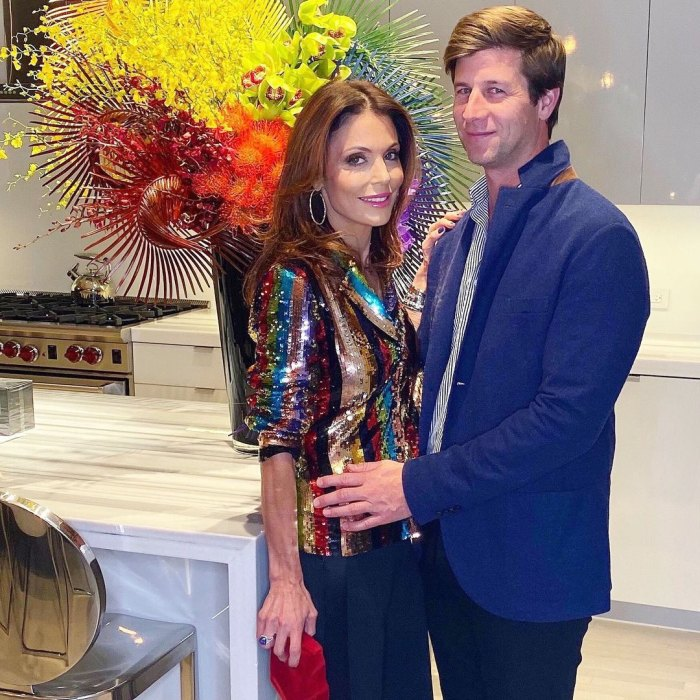 Bethenny Frankel Engaged to Paul Bernon After Finalizing Jason Hoppy Divorce