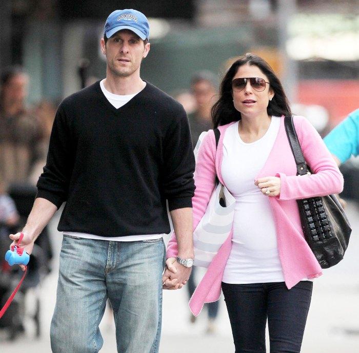 Jason Hoppy and Bethenny Frankel in New York in 2010 Bethenny Frankel Engaged to Paul Bernon After Finalizing Jason Hoppy Divorce