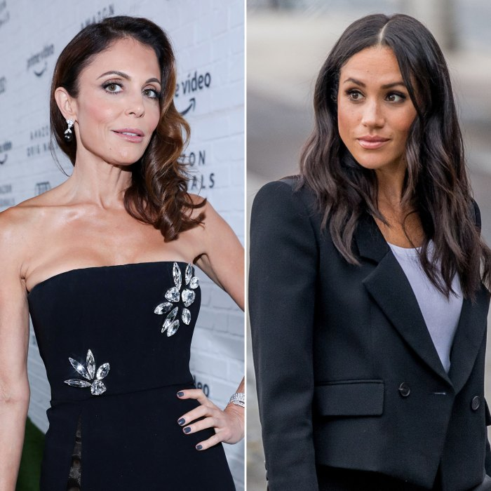 Bethenny Frankel Slams Meghan Markle Ahead of Tell-All Interview: 'Cry Me a River'
