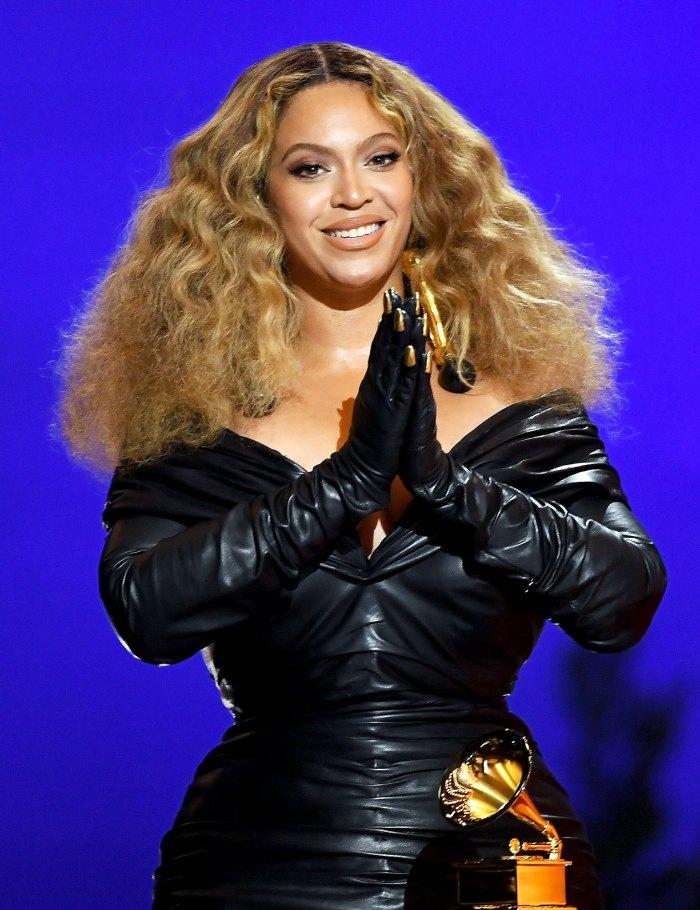 Beyonce se convierte en la artista con más premios Grammy 2021 Ceremony Grammys 2021