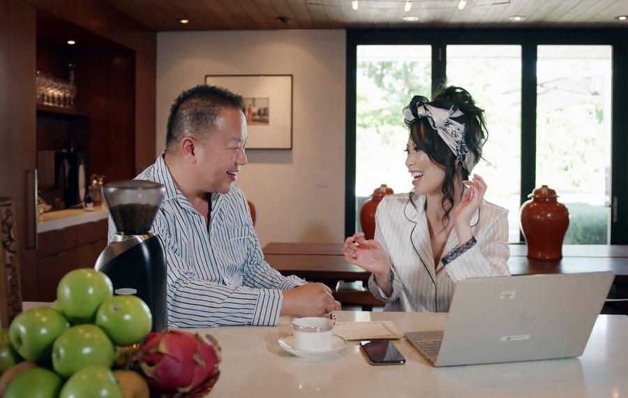 Bling Empire's Christine Chiu's Best Hairstyles