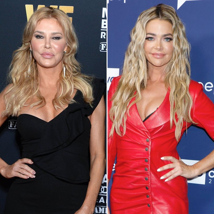 Brandi Glanville Says Denise Richards Has Ignored Her Since Affair Claims