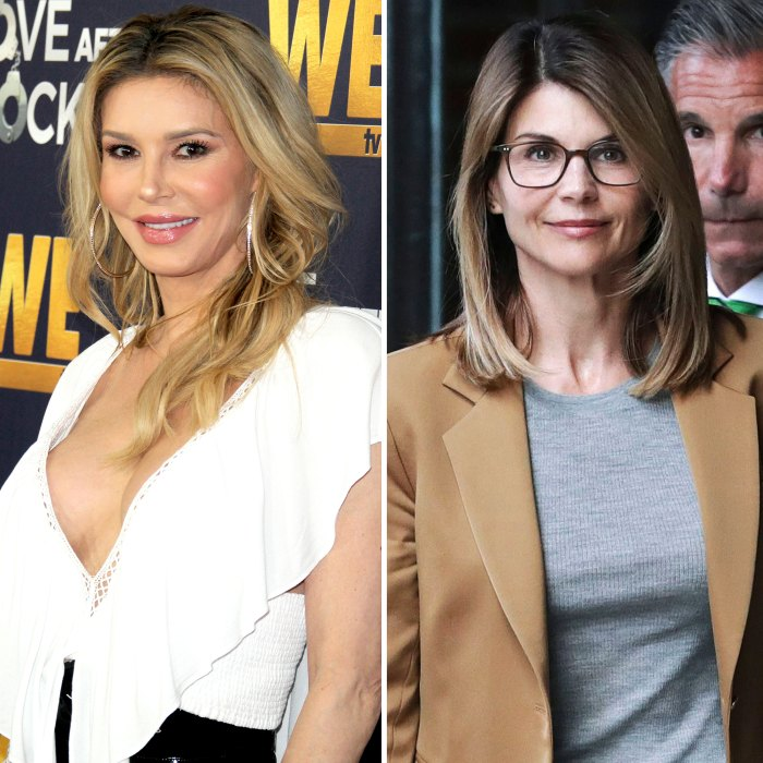 Brandi Glanville Trolls Lori Loughlin Says Son Got Into USC Without Bribes