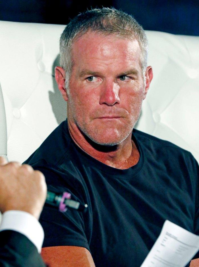 Brett Favre detalla el abuso de sustancias en el pasado