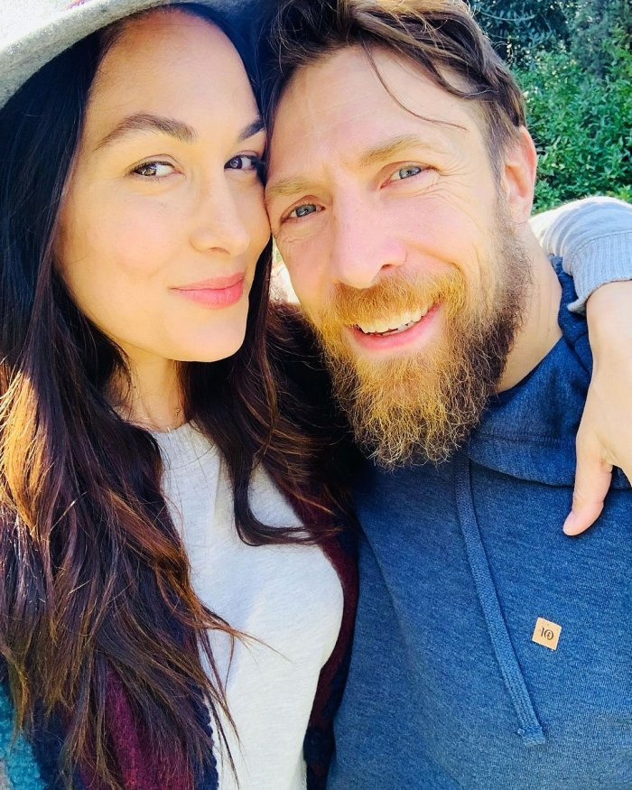 Brie Bella Has to 'Schedule' Sex With Husband Daniel Bryan After 2nd Kid But They Usually Choose Sleep Instead