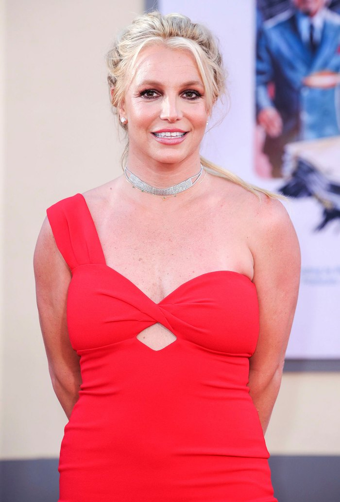 Britney Spears Reacts Documentary About Her Life I Cried Two Weeks