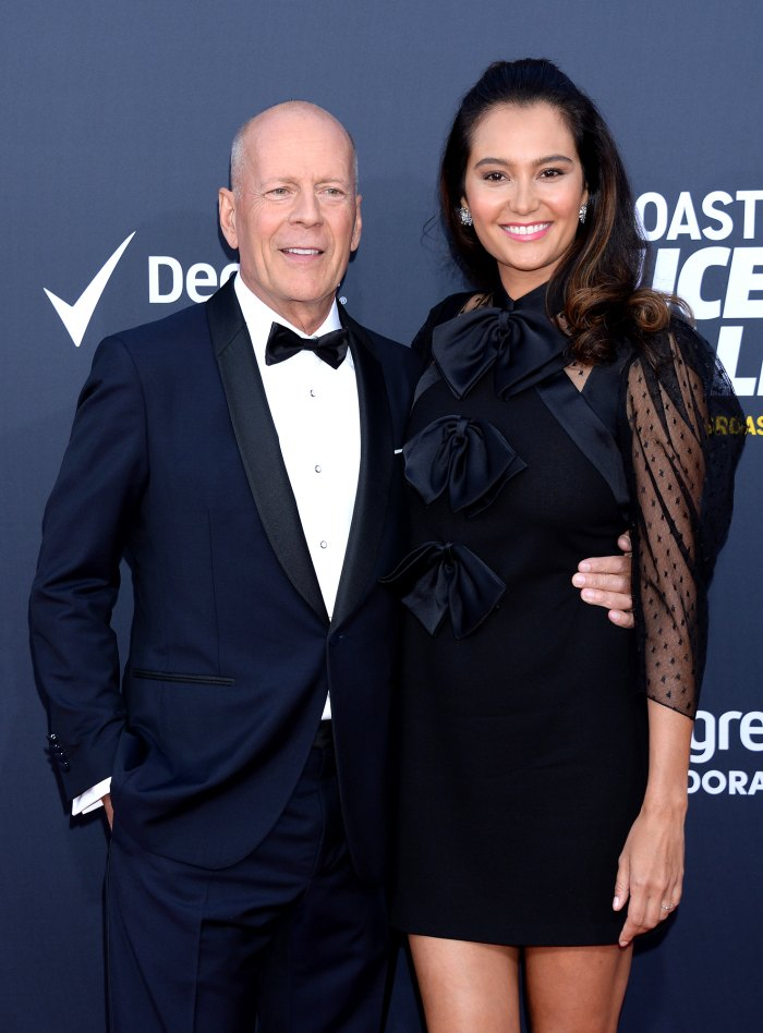 Bruce Willis' Wife Emma Gushes Over Her 'Person' on 12th Wedding Anniversary