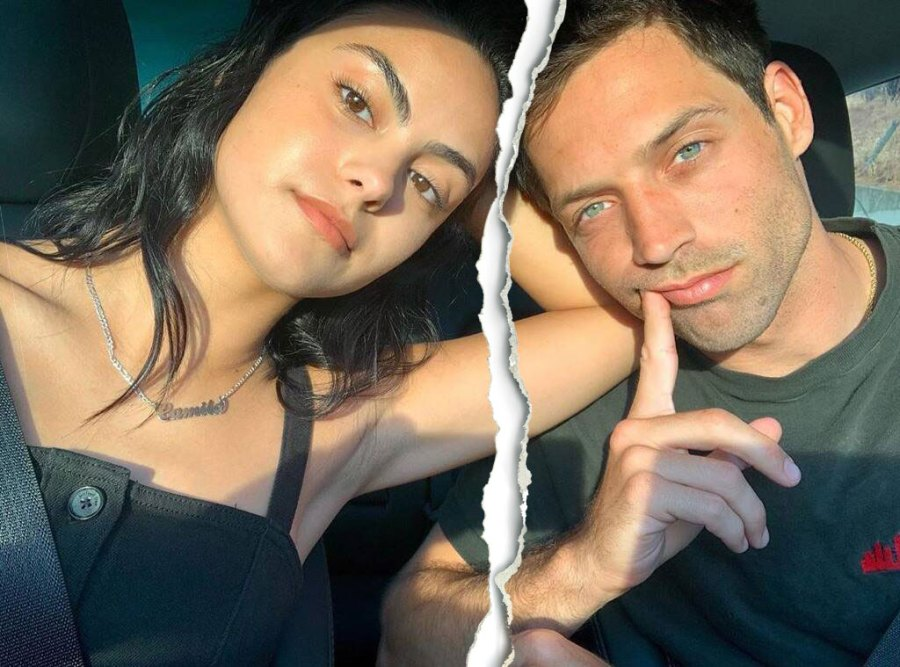 Camila Mendes and Boyfriend Grayson Vaughn Split