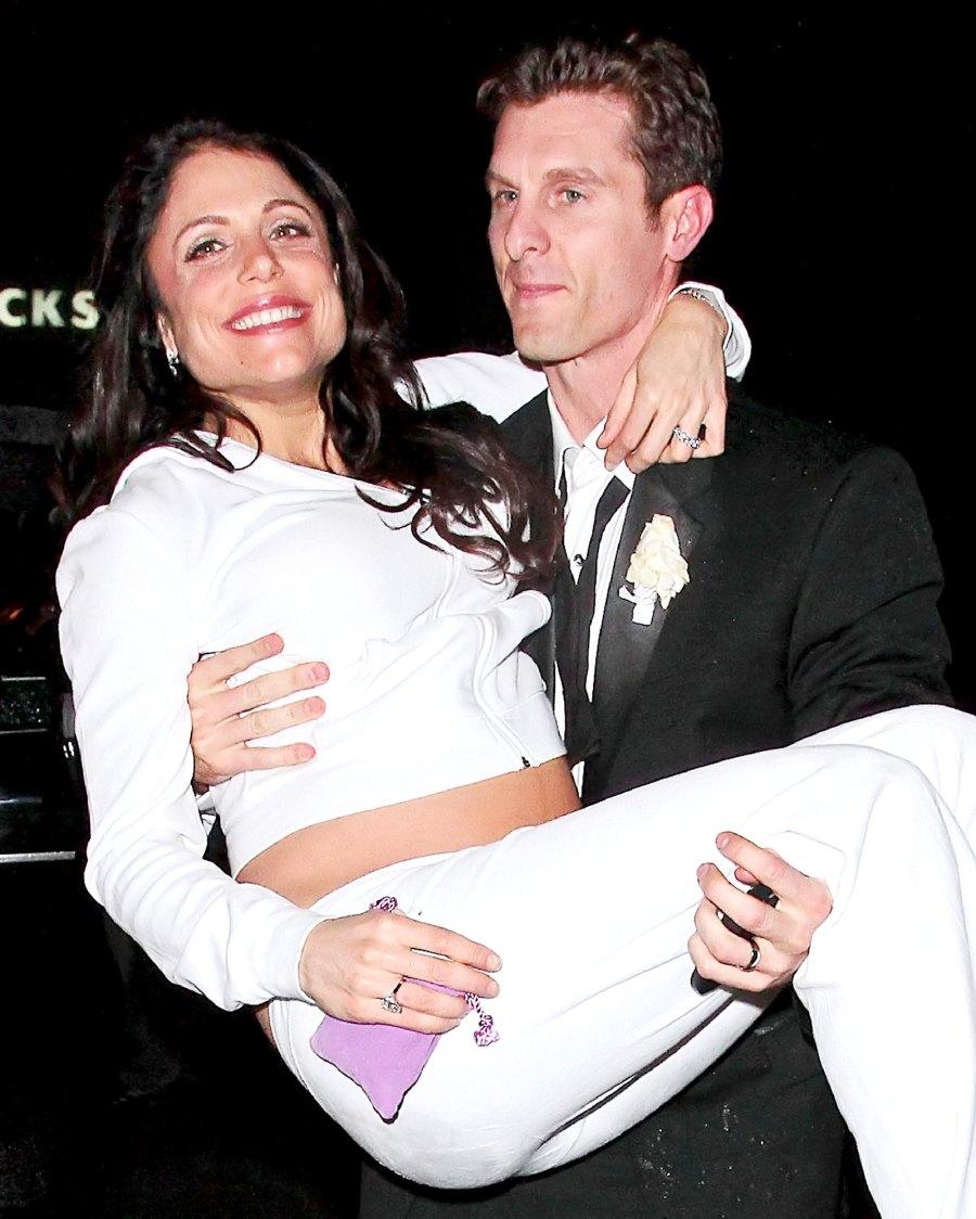 Bethenny Frankel and Jason Hoppy Celebrity Couples With Longest Divorces