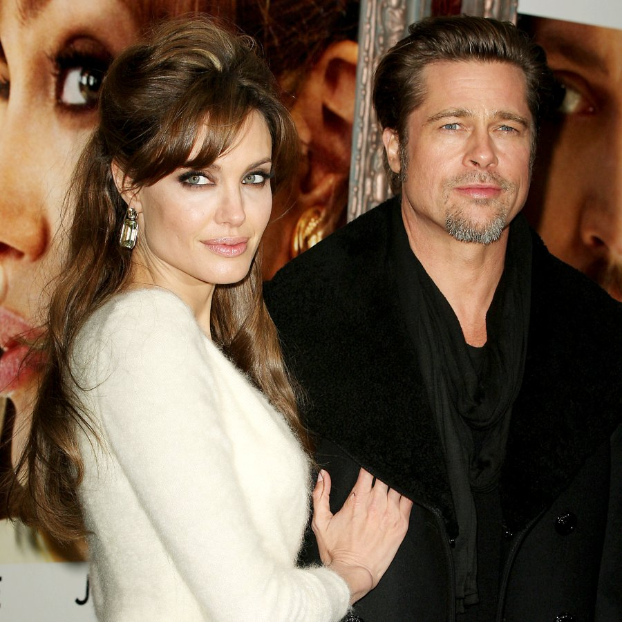 Brad Pitt and Angelina Jolie Celebrity Couples With Longest Divorces
