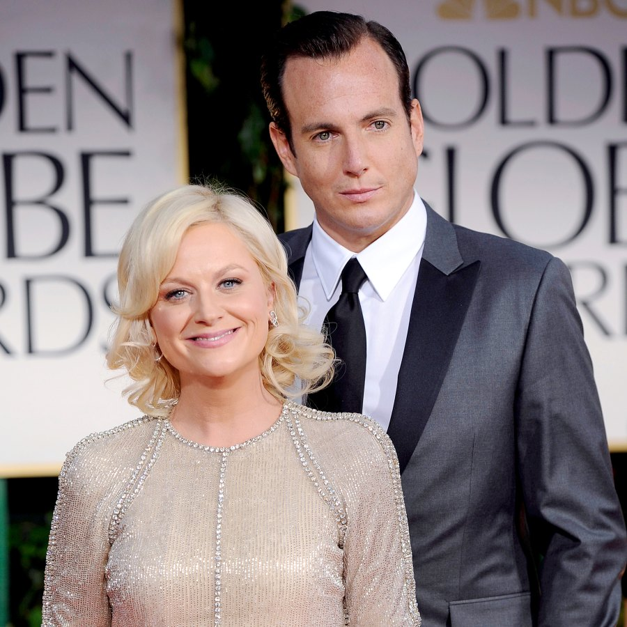 Amy Poehler and Will Arnett Celebrity Couples With Longest Divorces