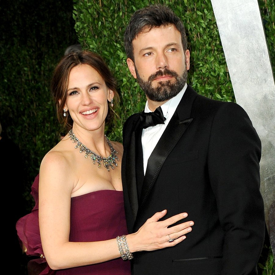 Ben Affleck and Jennifer Garner Celebrity Couples With Longest Divorces