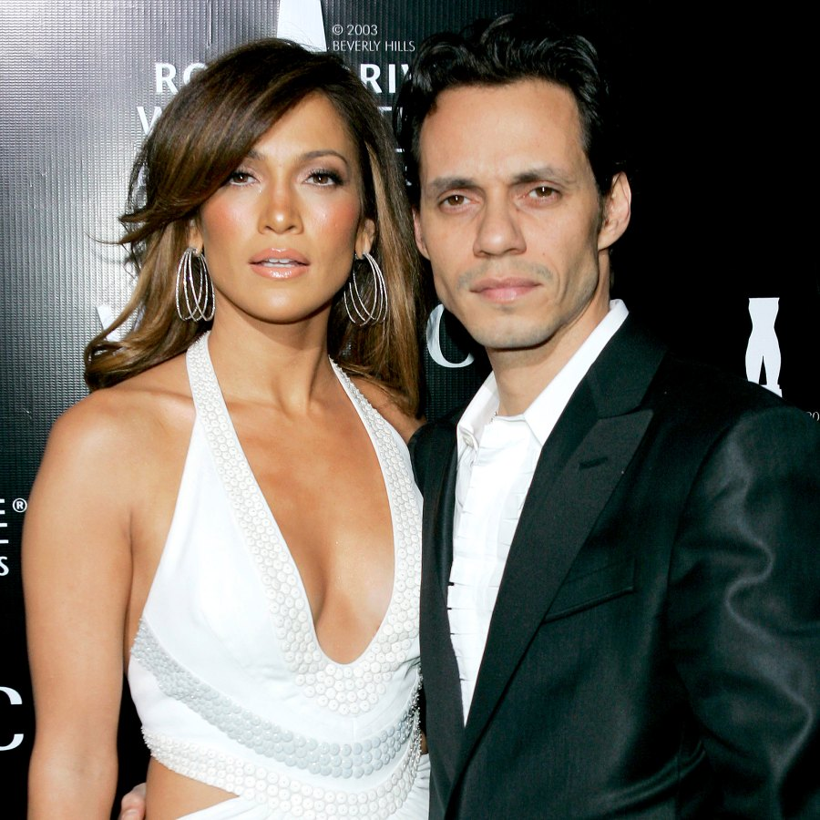 Jennifer Lopez and Marc Anthony Celebrity Couples With Longest Divorces