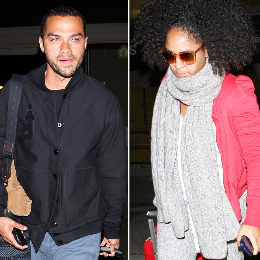 Jesse Williams and Aryn Drake-Lee Celebrity Couples With Longest Divorces