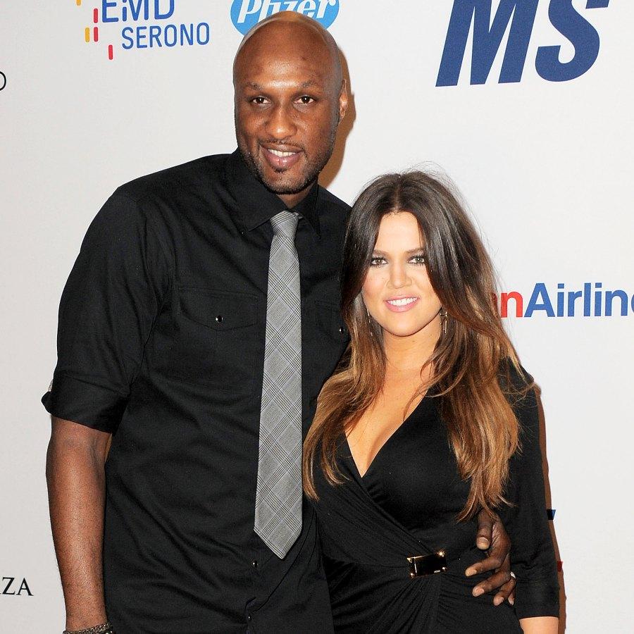 Khloe Kardashian and Lamar Odom Celebrity Couples With Longest Divorces