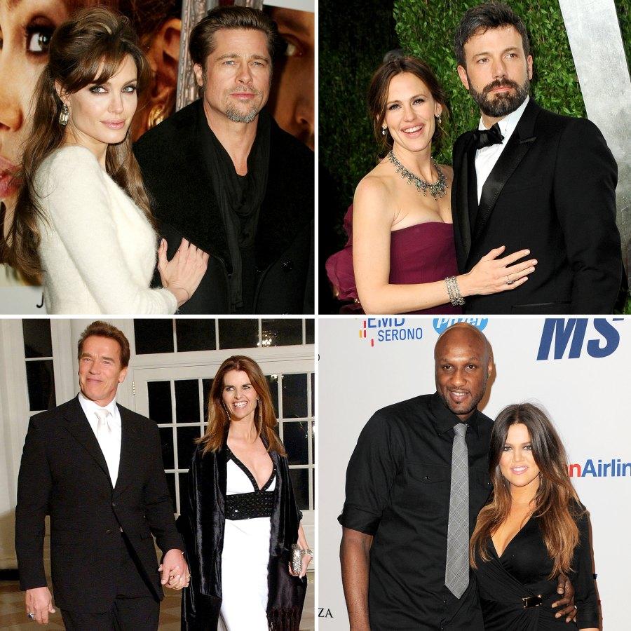 Celebrity Couples With Longest Divorces