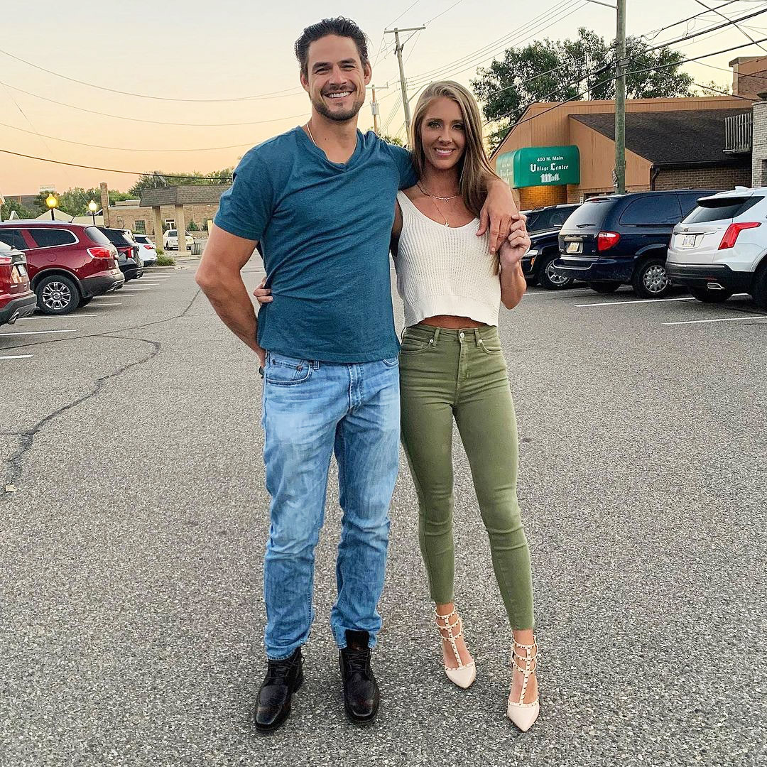It's a ... ! Challenge's Pregnant Jenna and Zach Reveal 1st Child's Sex