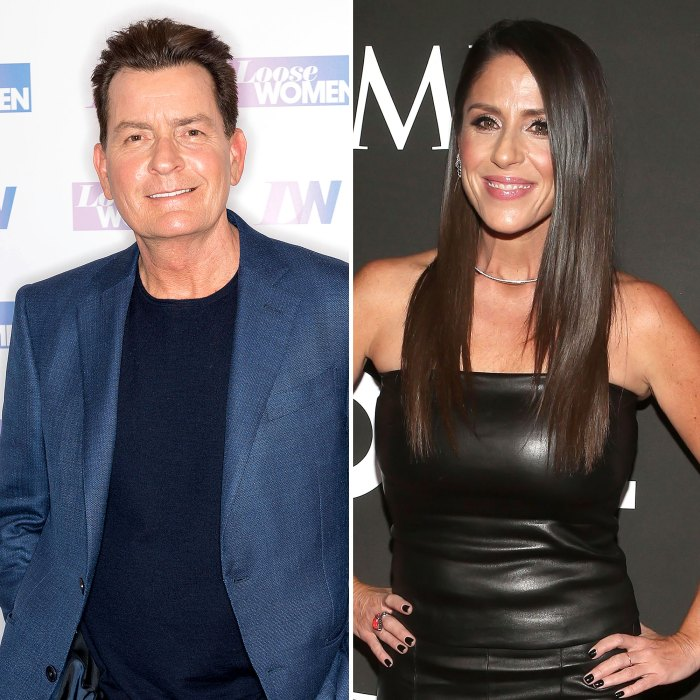 Charlie Sheen Reacts to Soleil Moon Frye Calling Him Her Mr Big