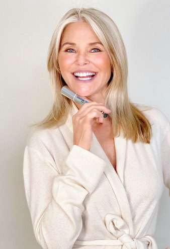 Christie Brinkley Tells Us Why She's Partenering With SBLA