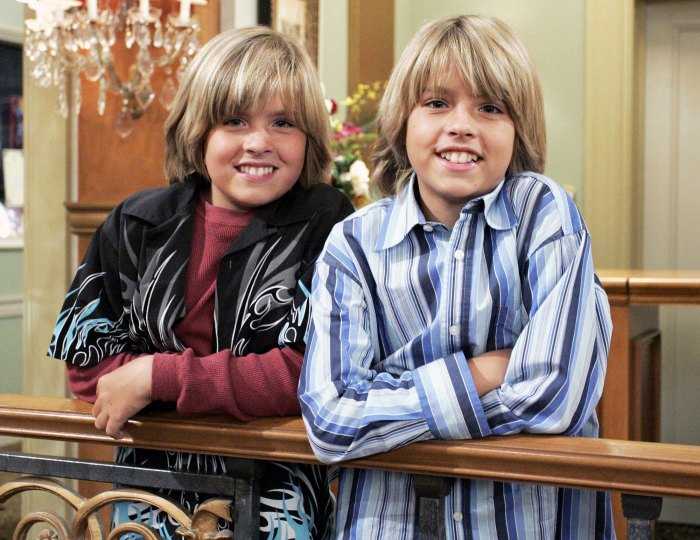 Cole Sprouse Admits He Watches 'The Suite Life of Zach & Cody' When He's Drunk
