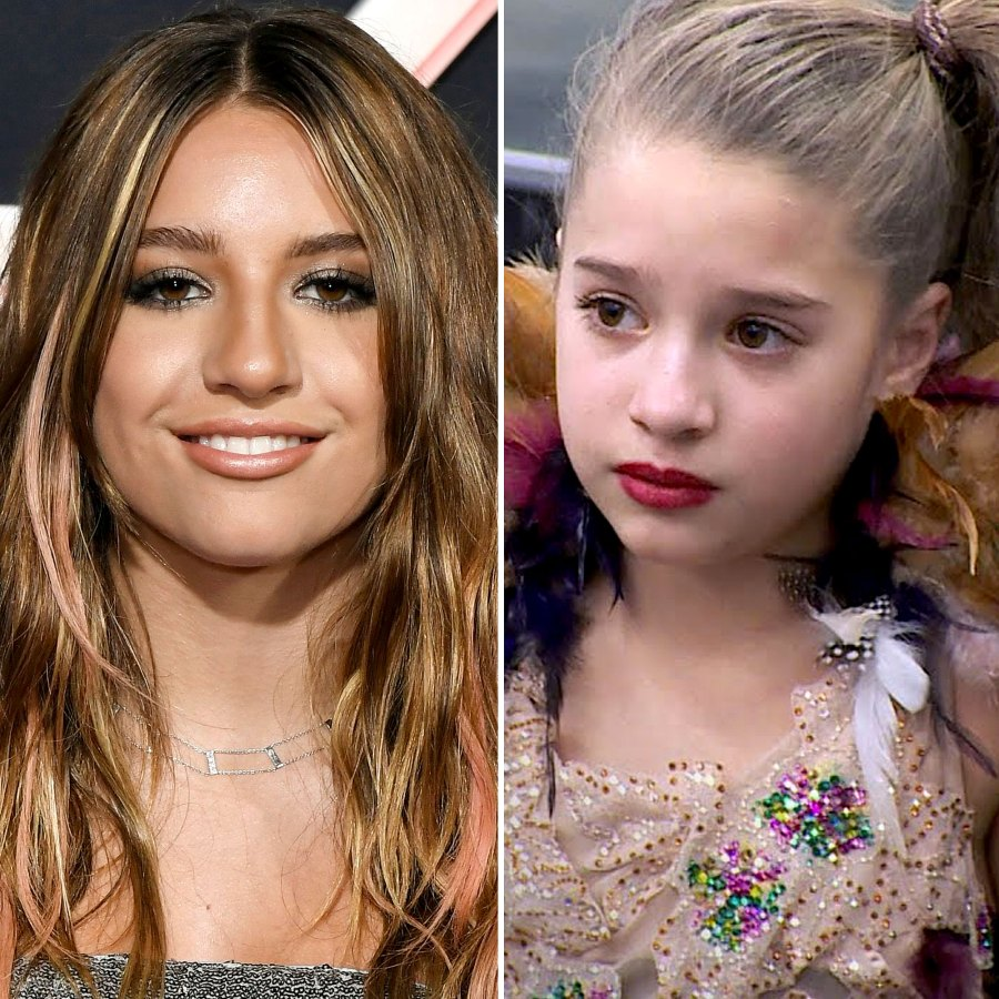 Mackenzie Ziegler Dance Moms Most Memorable Stars Where Are They Now
