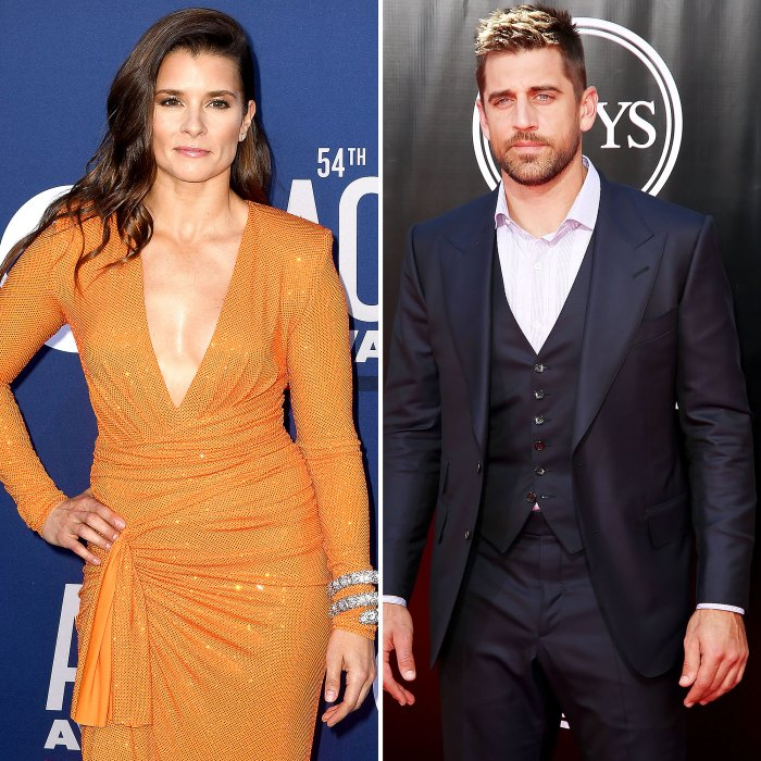 Danica Patrick Gets Candid About Change After Aaron Rodgers Engagement