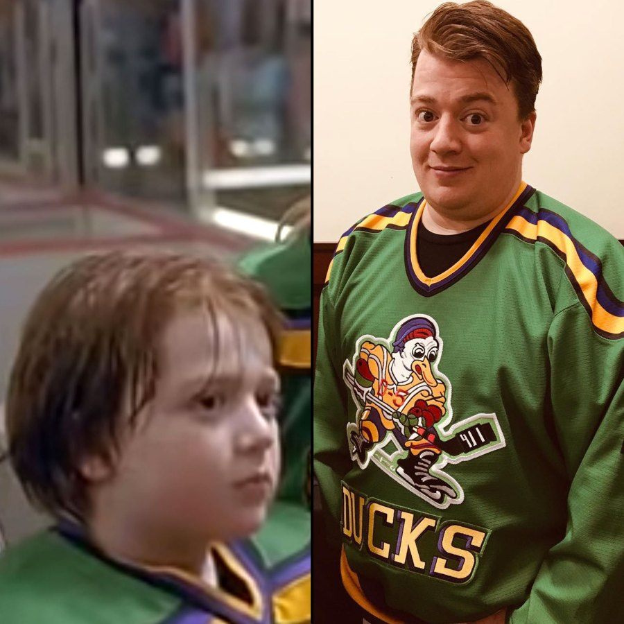 Danny Tamberelli The Mighty Ducks OG Cast Where They Are Now