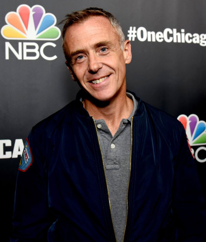 David Eigenberg considera el regreso de Sex and the City